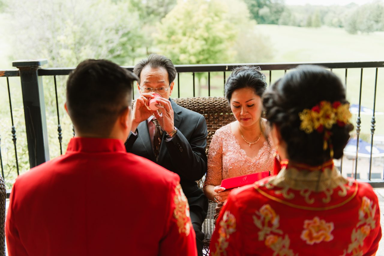 Tea Ceremony at King Valley Golf Club King City