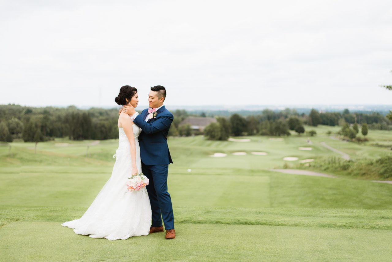 King Valley Golf Club Wedding