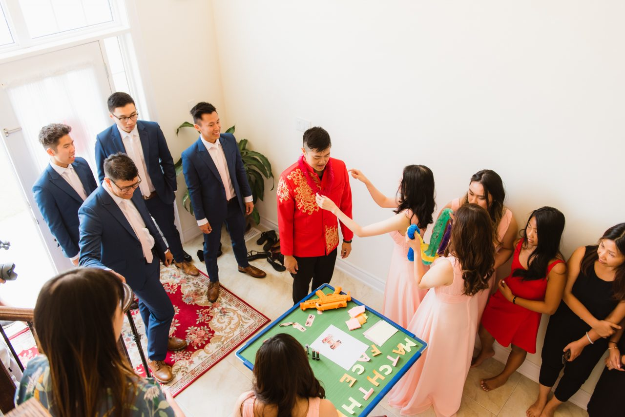 wedding Chinese games