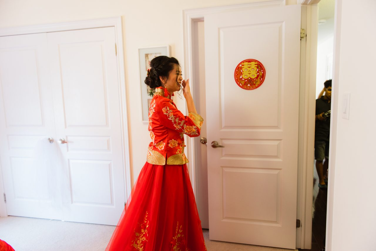 wedding Chinese traditions