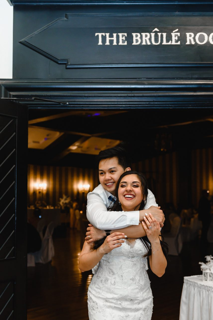 Old Mill Toronto wedding reception