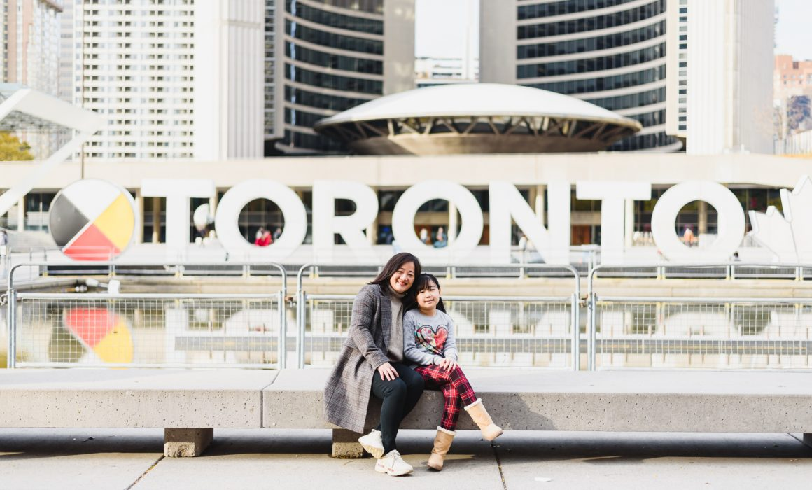 Toronto vacation travel picture