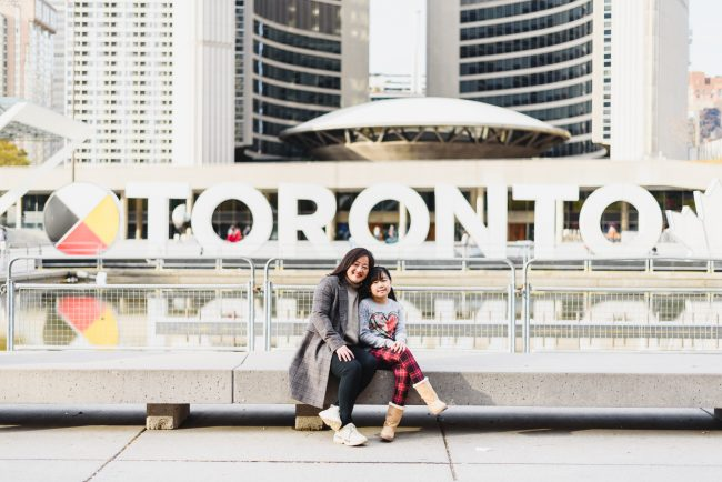 Toronto vacation picture