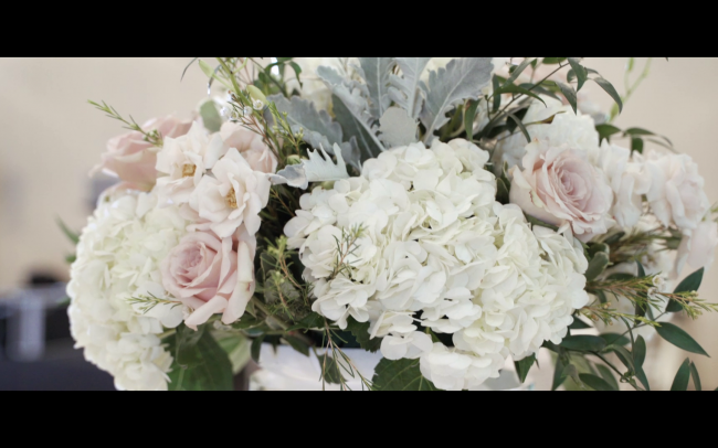 Burlington Convention Centre Wedding Video - Decor & Florals