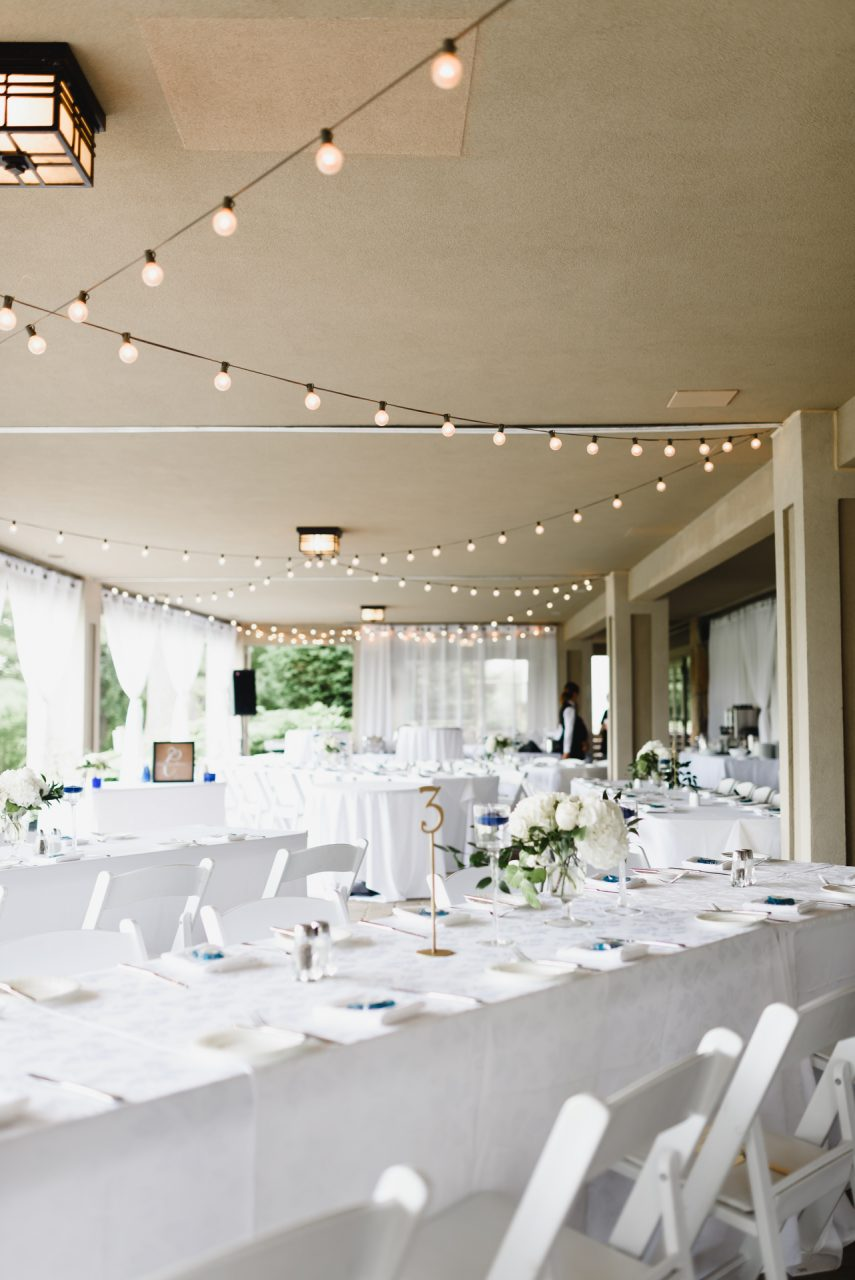 Toronto brunch wedding at Bayview Golf and Country Club