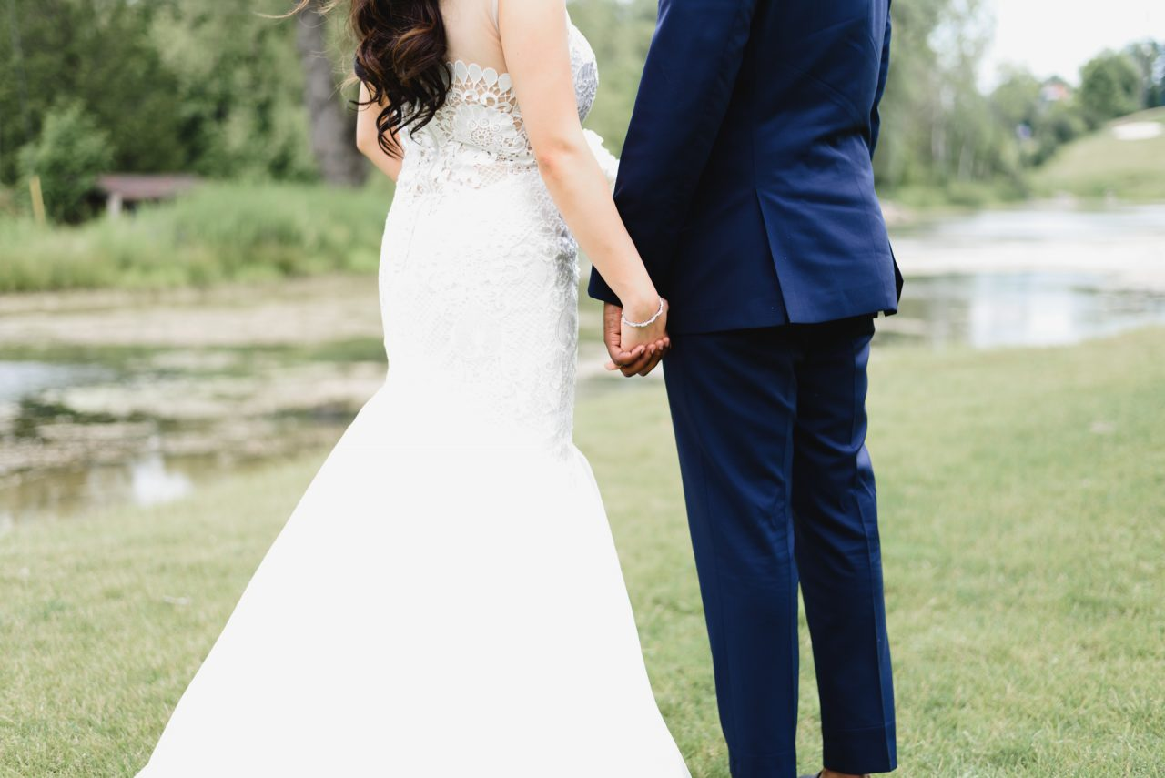 wedding photos at Bayview Golf and Country Club, Toronto