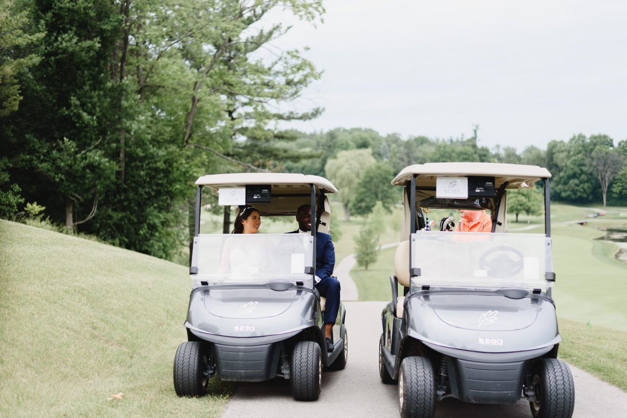 brunch wedding at Bayview Golf and Country Club, Toronto