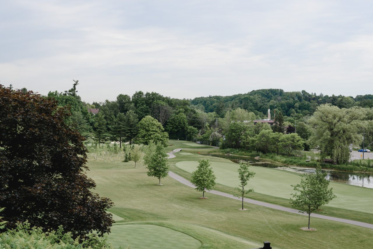 bayview golf and country club in Toronto