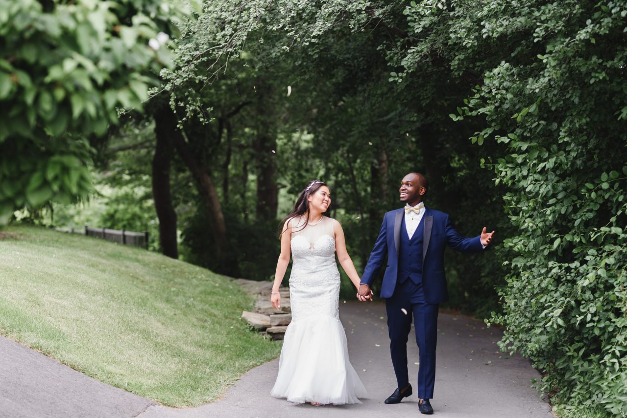 Bayview Golf and Country Club wedding photo shoot