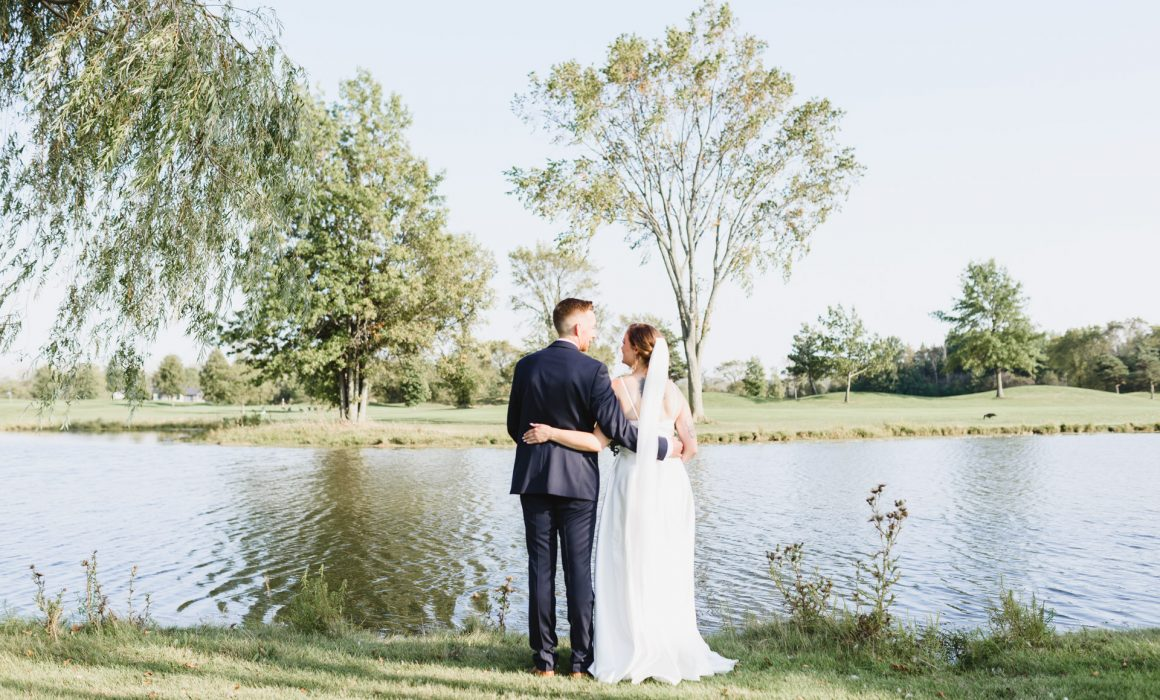 wedding picture taken at Cardinal Lakes Golf Club, Welland Niagara by Niagara wedding photographer taken by Niagara wedding photographer