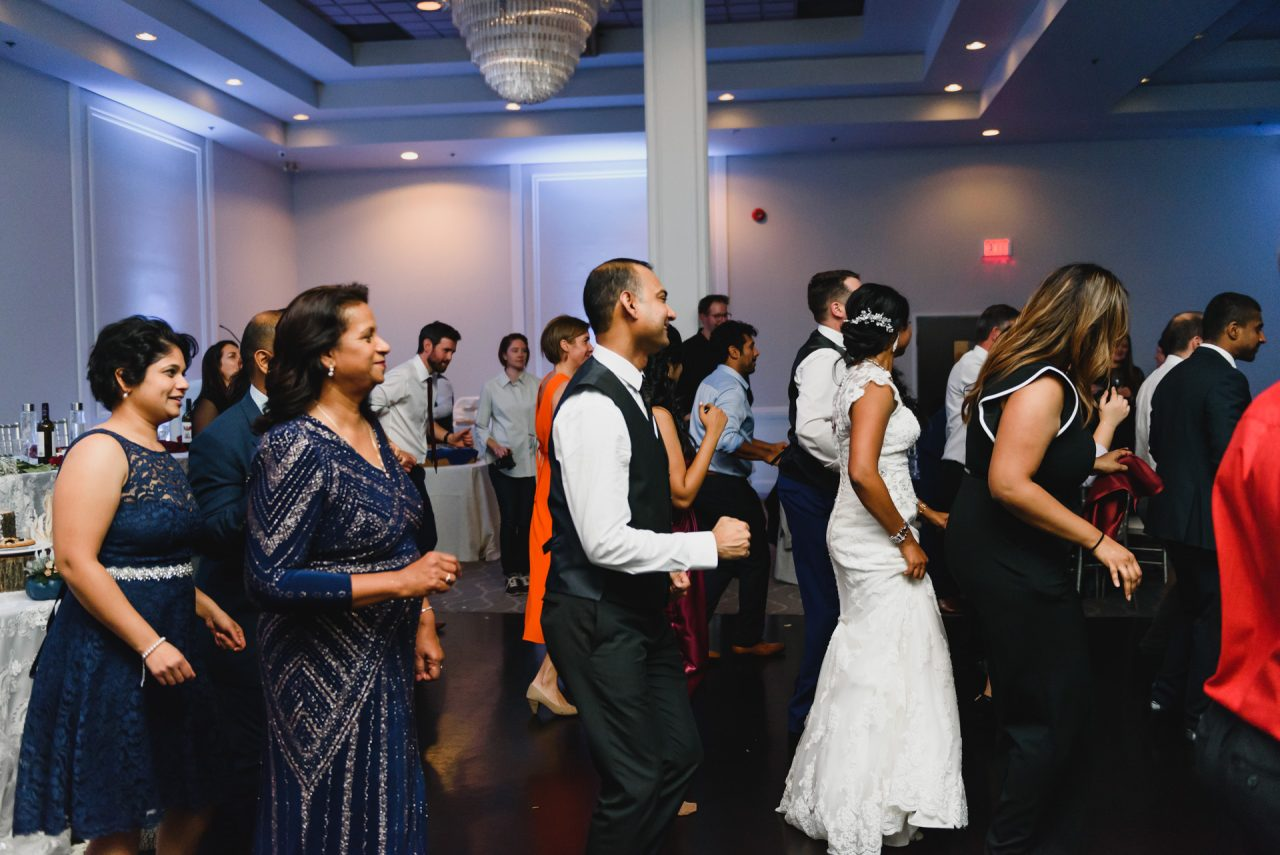 wedding dance at Mississauga Grand
