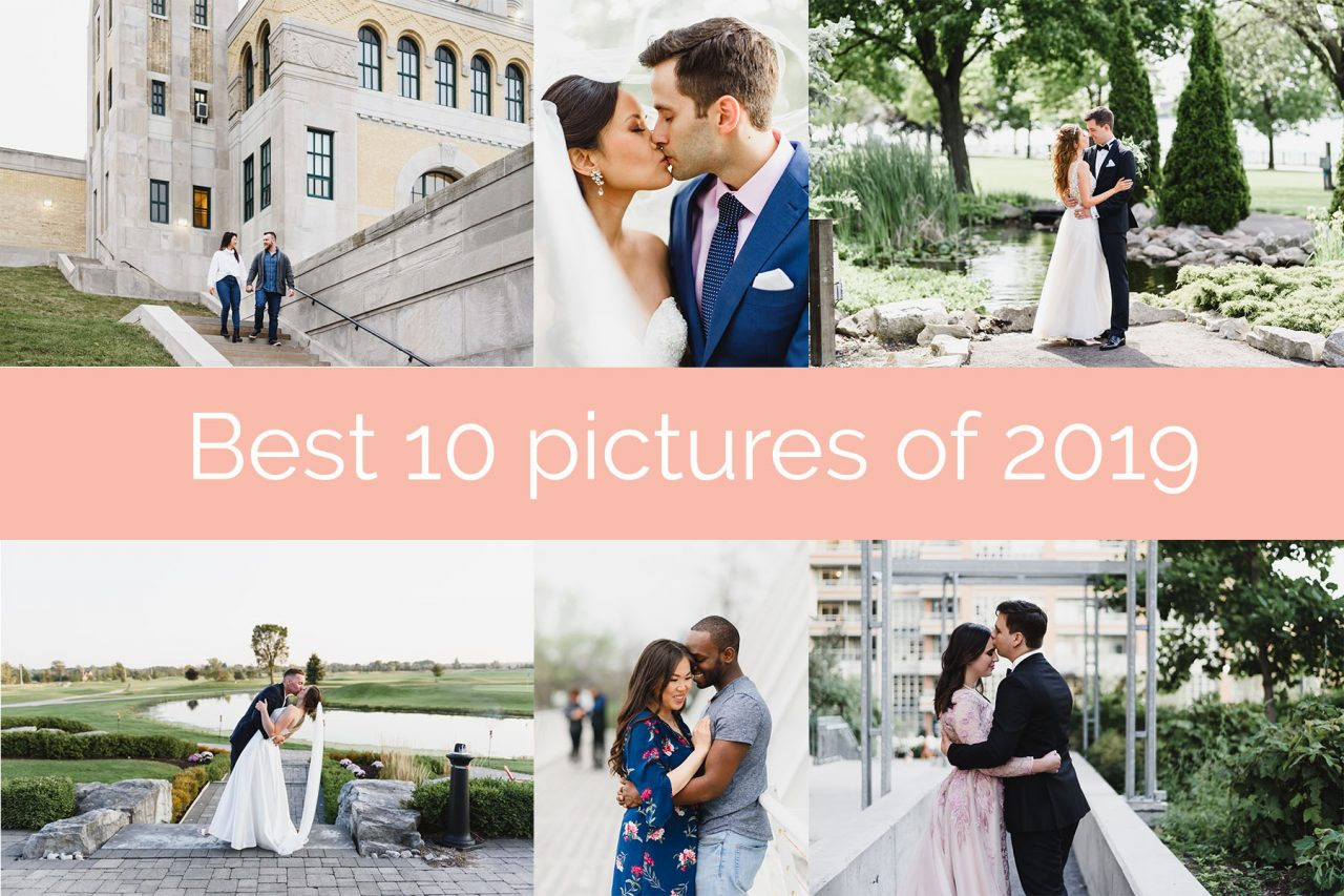 best 10 pictures of 2019 by toronto wedding photographer