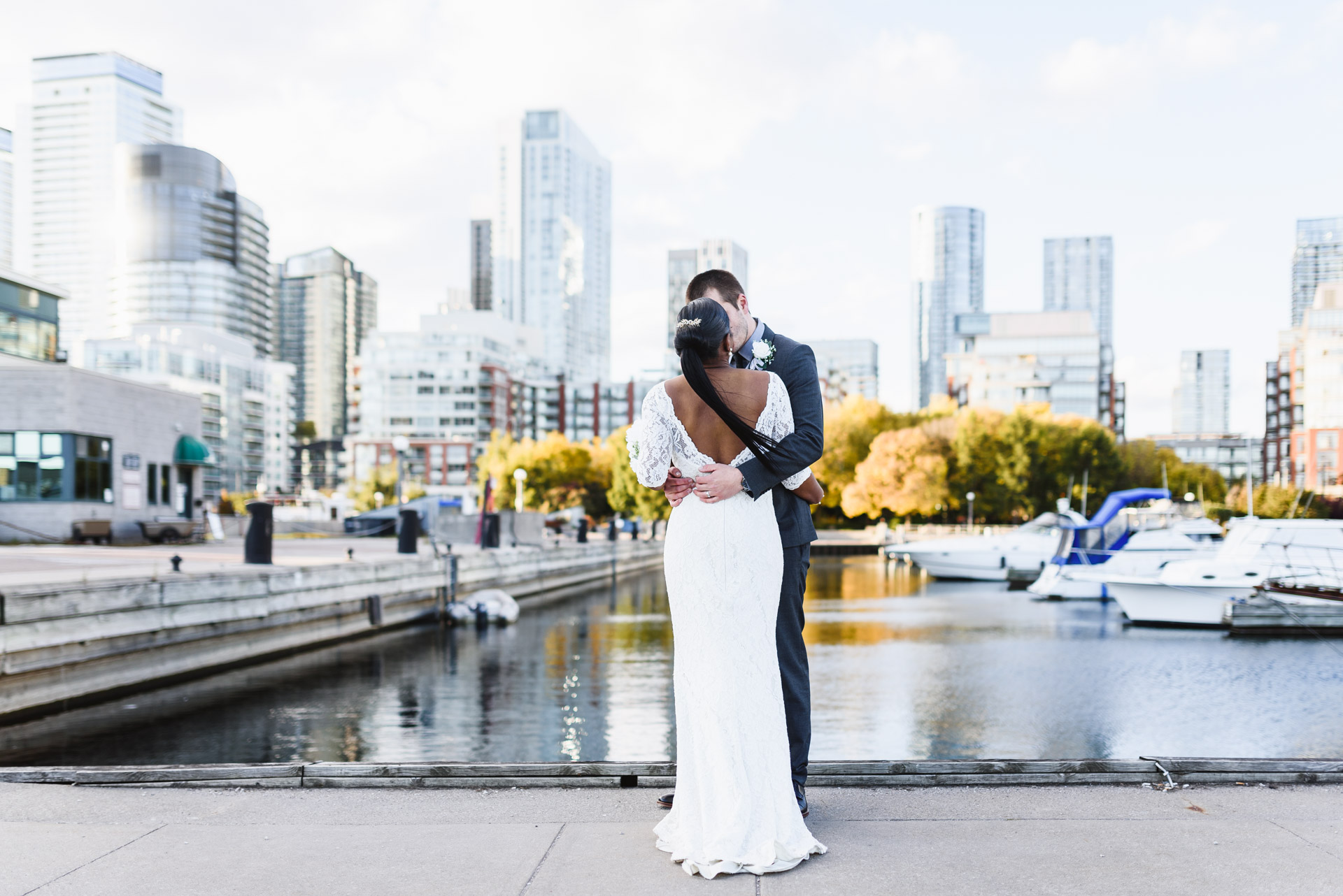 Toronto Wedding Photoshoot